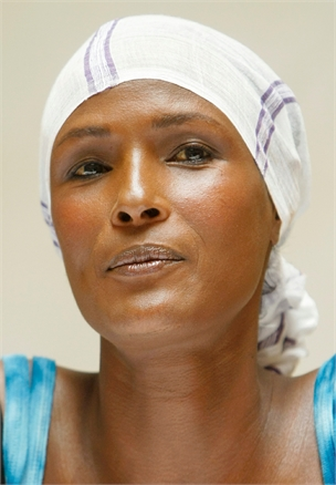 Waris Dirie shocked by data about the prevalence of FGM in the UK