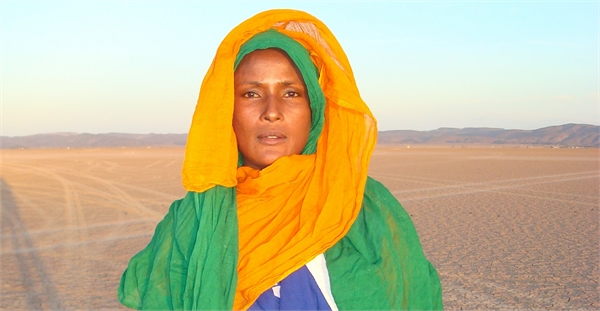 Waris Dirie fights for threatened girls
